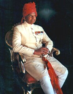 Maharaja Sawai Bhawani Singh Bahadur