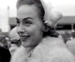 Hjordis Niven, Ascot 1950