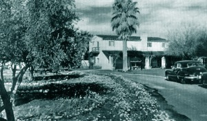 The La Paz Guest Ranch, Palm Springs. 1950s