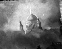 Painting of St Pauls Cathedral