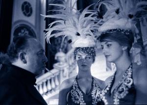 Maj-Lis and Gudrun Genberg in Las Vegas, 1960