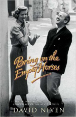 David Niven - Bring On The Empty Horses book cover