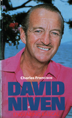 David Niven book cover