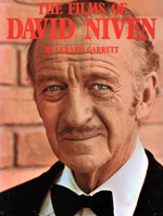 The films of David Niven, book cover