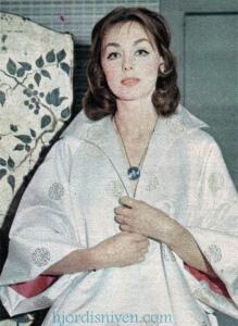 Hjordis Niven, 1960
