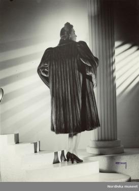Hjördis Genberg, 1943