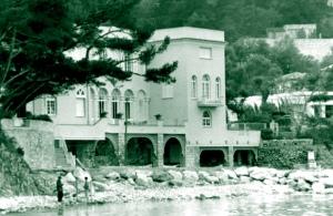 La Scoglietto, Cap St Jean Ferrat, 1964