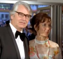 Ken and Pauline Annakin, 1975