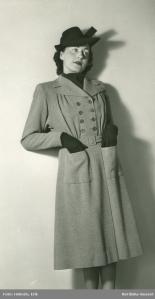 Hjördis Genberg, 1941