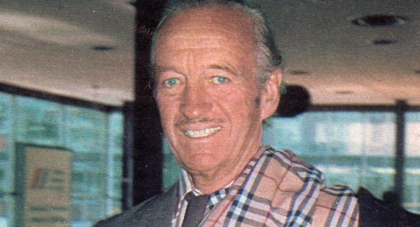 David Niven 1981