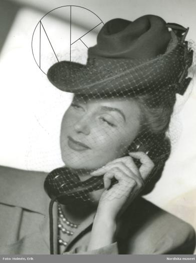 Hjördis Genberg, 1944