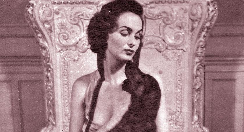 Hjordis Genberg, 1947