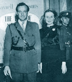 David and Primmie Niven, June 1944