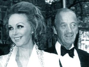 Hjördis Niven, 1975