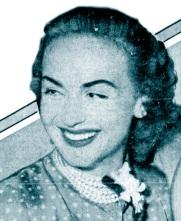 Hjordis Niven, 1949