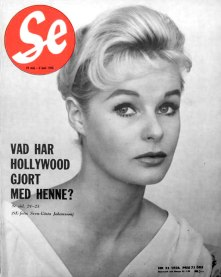 Ingrid Goude, 1958
