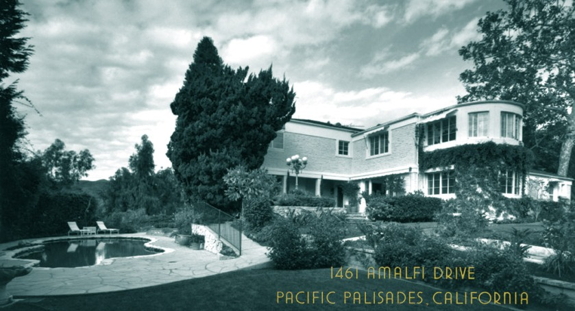 David Niven's home from 1946-1960,