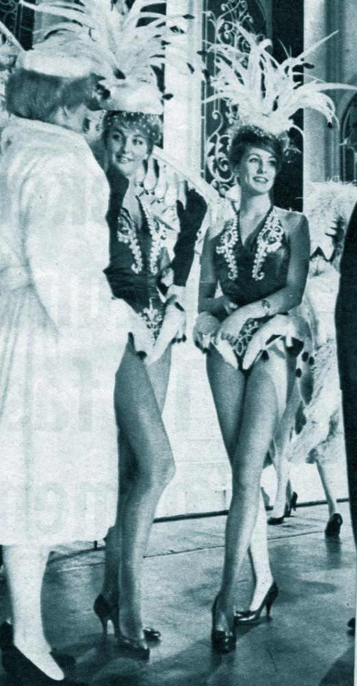 Pia and Mia Genberg