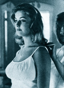 Gudrun and Maj-lis Genberg, 1960