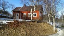 Hjördis Genberg's first school, Salsåker.