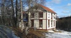 Hjördis Genberg's second school, Salsåker.