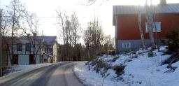 Hjördis Genberg's first two schools, Salsåker
