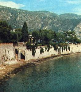 An unusual view of Lo Scoglietto, c.1967-1970